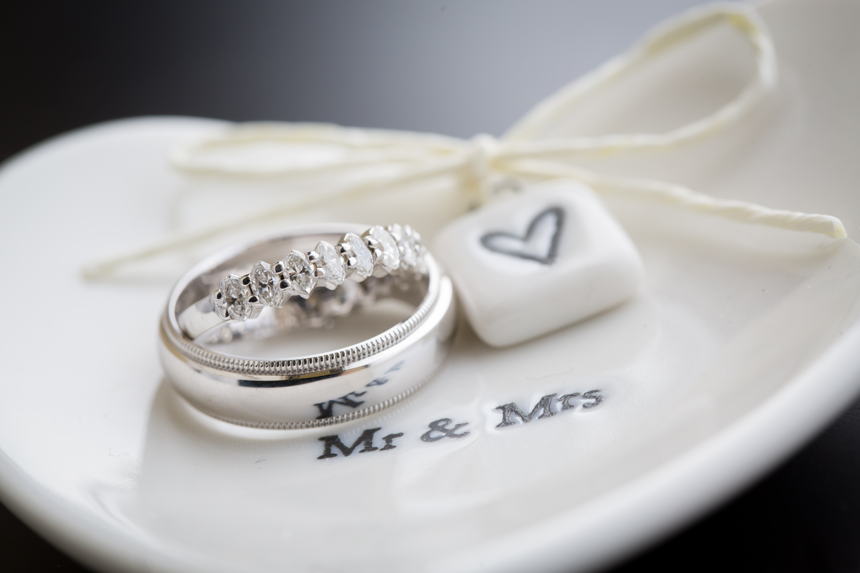 Mr & Mrs Wedding Rings