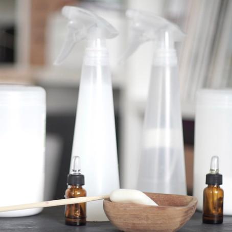 pulizie ecologiche: ingredienti base + 5 detersivi fatti in casa *VIDEO*