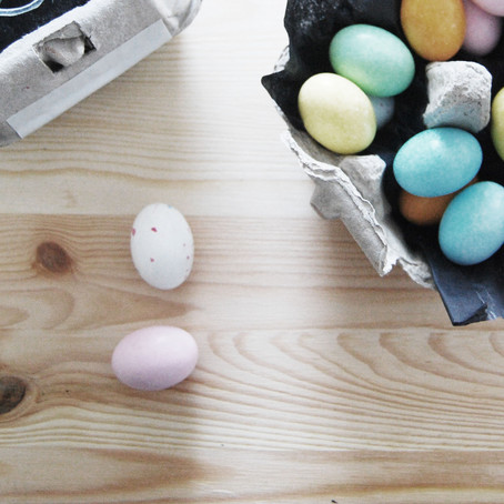 DIY: alternativa casapevole all'uovo di pasqua