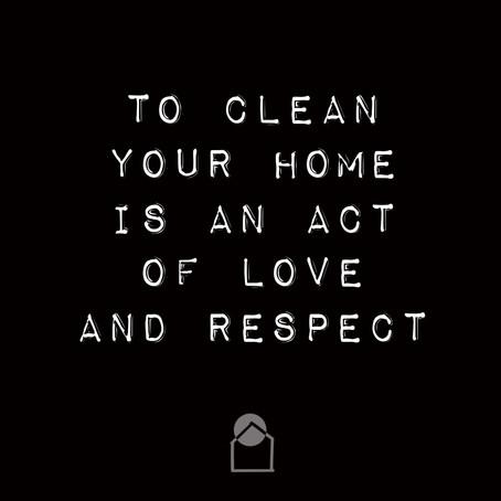 La pulizia è rispetto