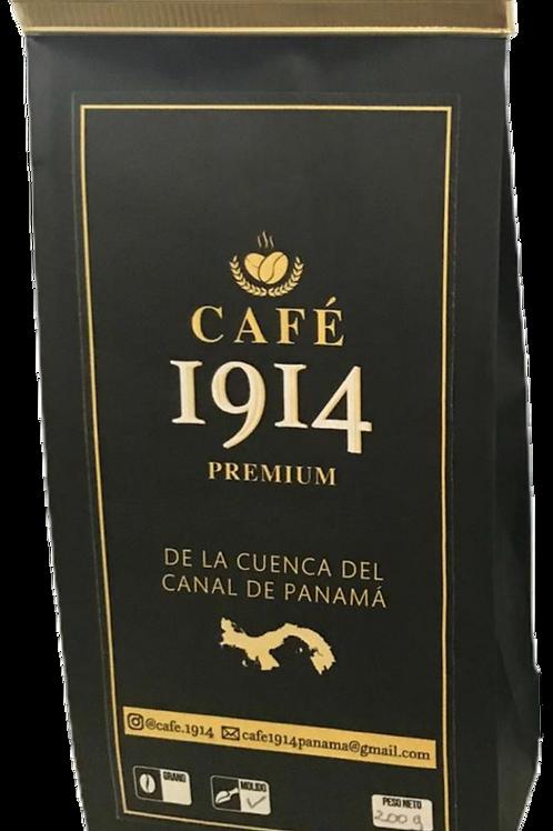 Café 1914 - Premium Molido 200g.