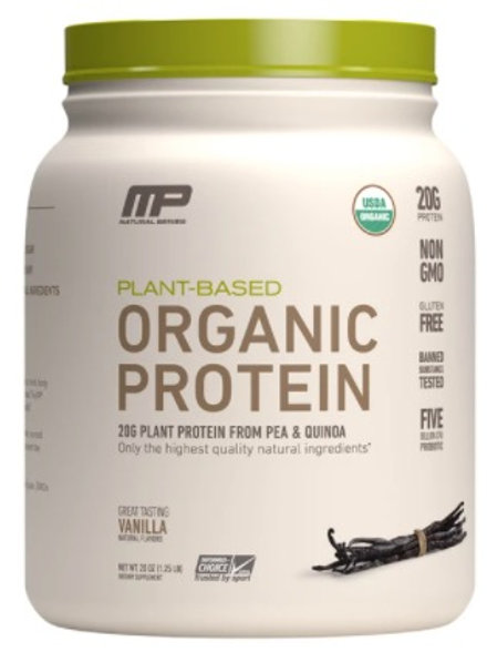 Plant-Based Organic Protein