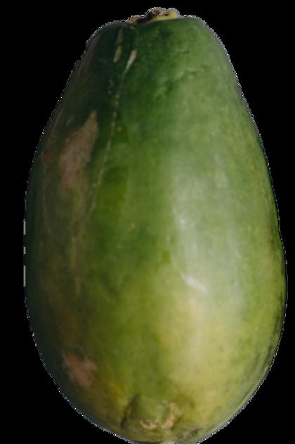 Papaya mediana (unidad)