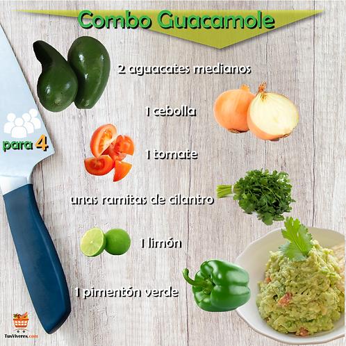 Combo - Guacamole