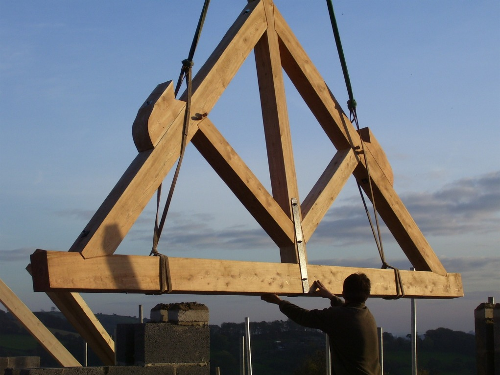 King Truss - Traditional Roofing - Joinery