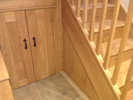 Wooden Staircase & Staircases made in Matlock