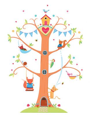 Treetop Animals