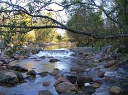 Upe pie apvadkanāla sākuma
