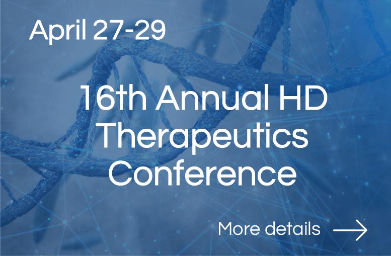 16th Annual HD Therapeutics Conference