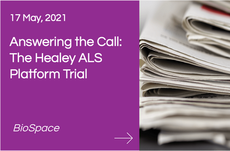 Answering the Call: The Healey ALS Platform Trial