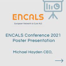 Prilenia Therapeutics About ALS - ENCALS Conference