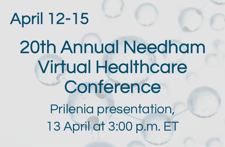 20th Annual Needham Virtual Healthcare Conference