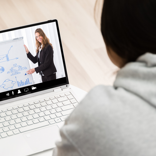 Webinars and virtual events to supercharge your practice