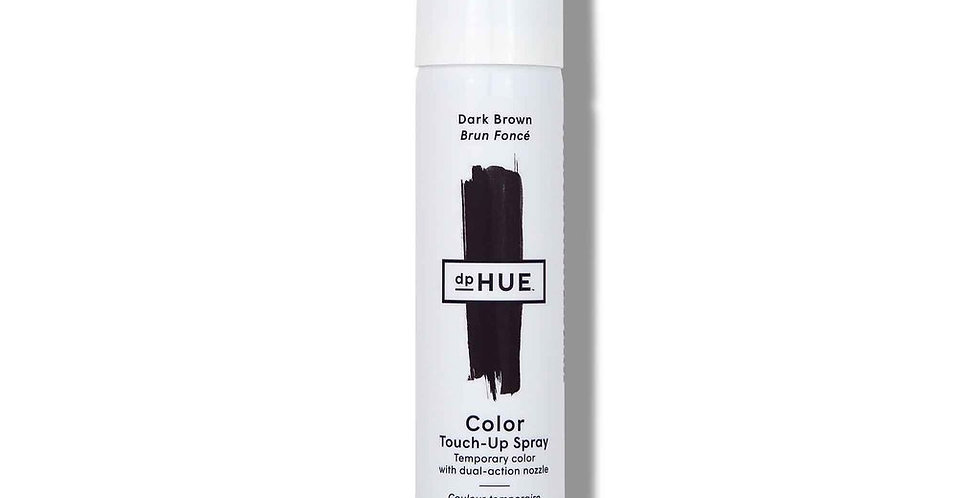 DPHUE root touch up spray // DARK BROWN
