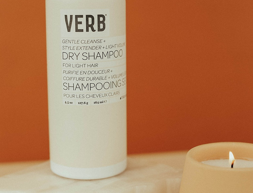 VERB dry shampoo // DARK