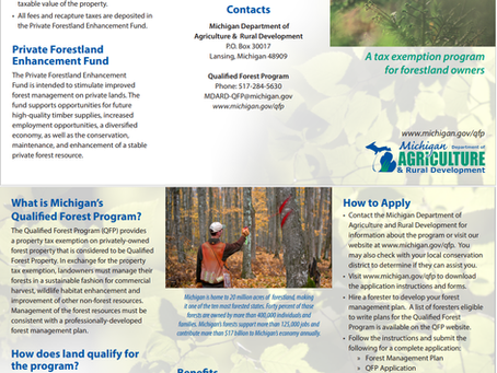 The Qualified Forest Program