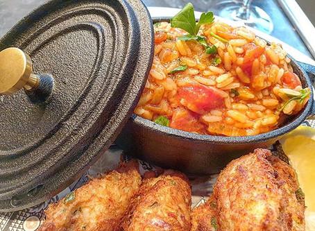 Arroz de Tomate Malandrinho ❦ Portuguese Style Tomato Rice