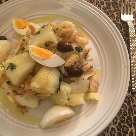 Bacalhau da Consoada ❦ Christmas Eve's Salt Cod Dinner