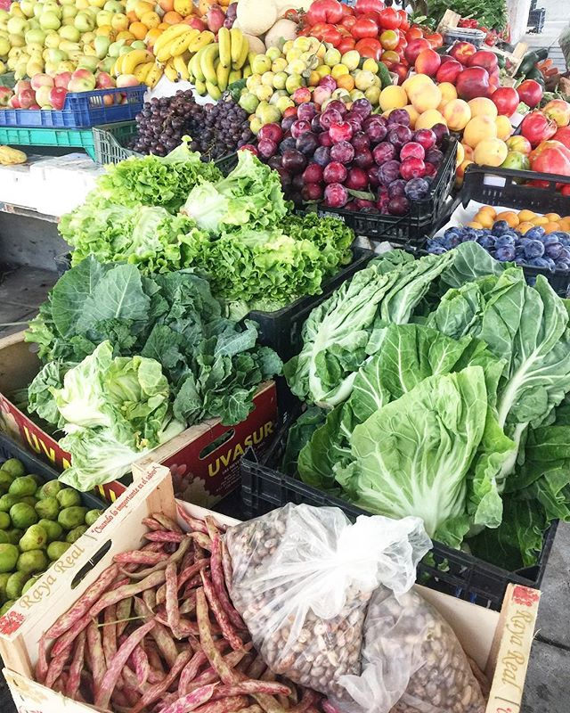 I am sure gonna miss coming here daily #portuguese #home #portugal #fruit #vegetable #eatlean #eatgr