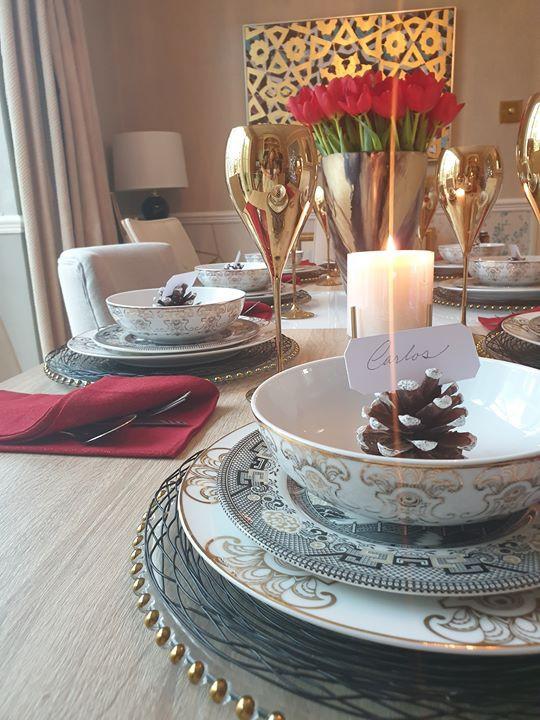 Christmas Table Style 2018