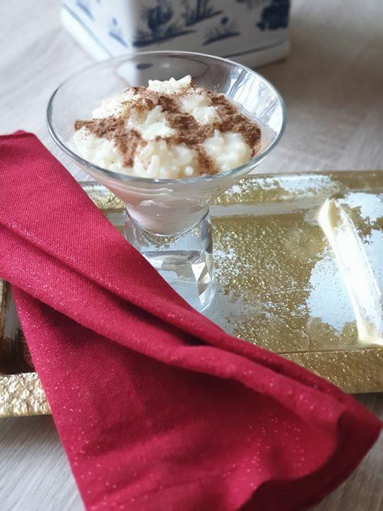 Rice Pudding ❦ Arroz Doce