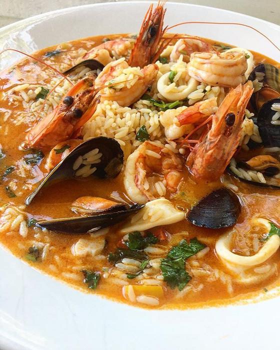 Seafood Rice ❦ Arroz de Marisco