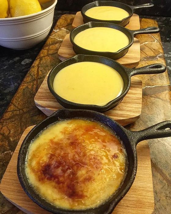Leite Creme Caseiro ❦ Portuguese Crème Brûlée