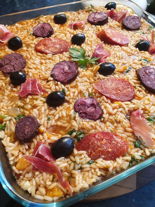 Portuguese Duck Rice❦ Arroz de Pato