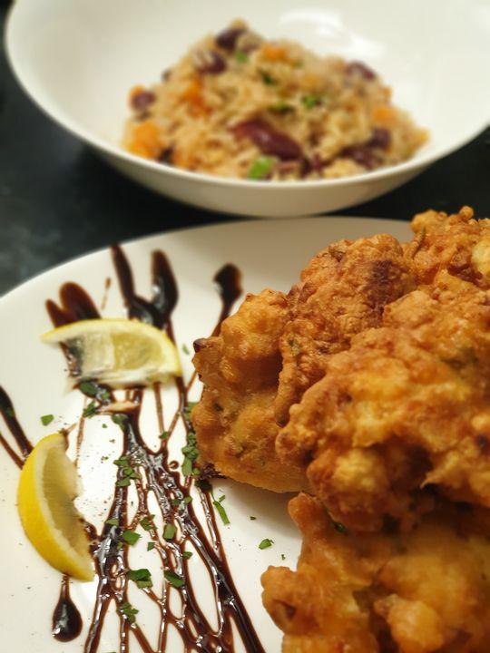 Pataniscas de Bacalhau ❦ Portuguese Salt Cod Fritters
