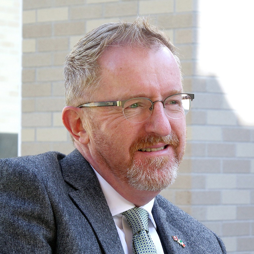 A Conversation with Ireland's new Ambassador, Eamonn C. McKee