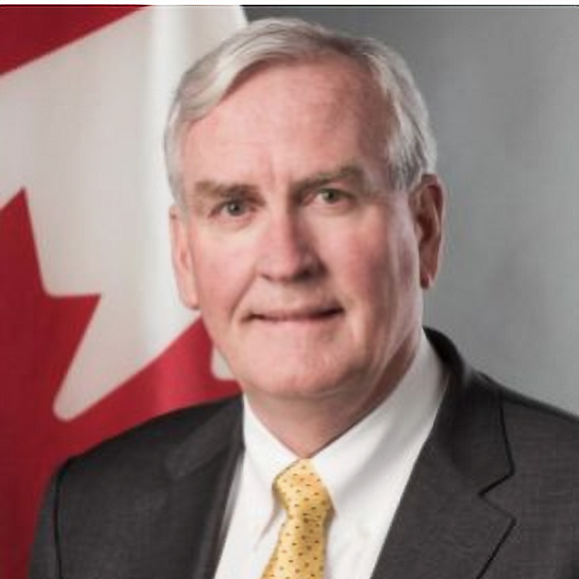 Breakfast with Ambassador Kevin Vickers
