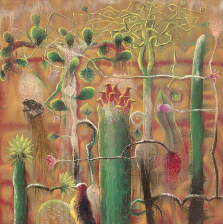 Contemporary Art and the Oaxaca Biosphere