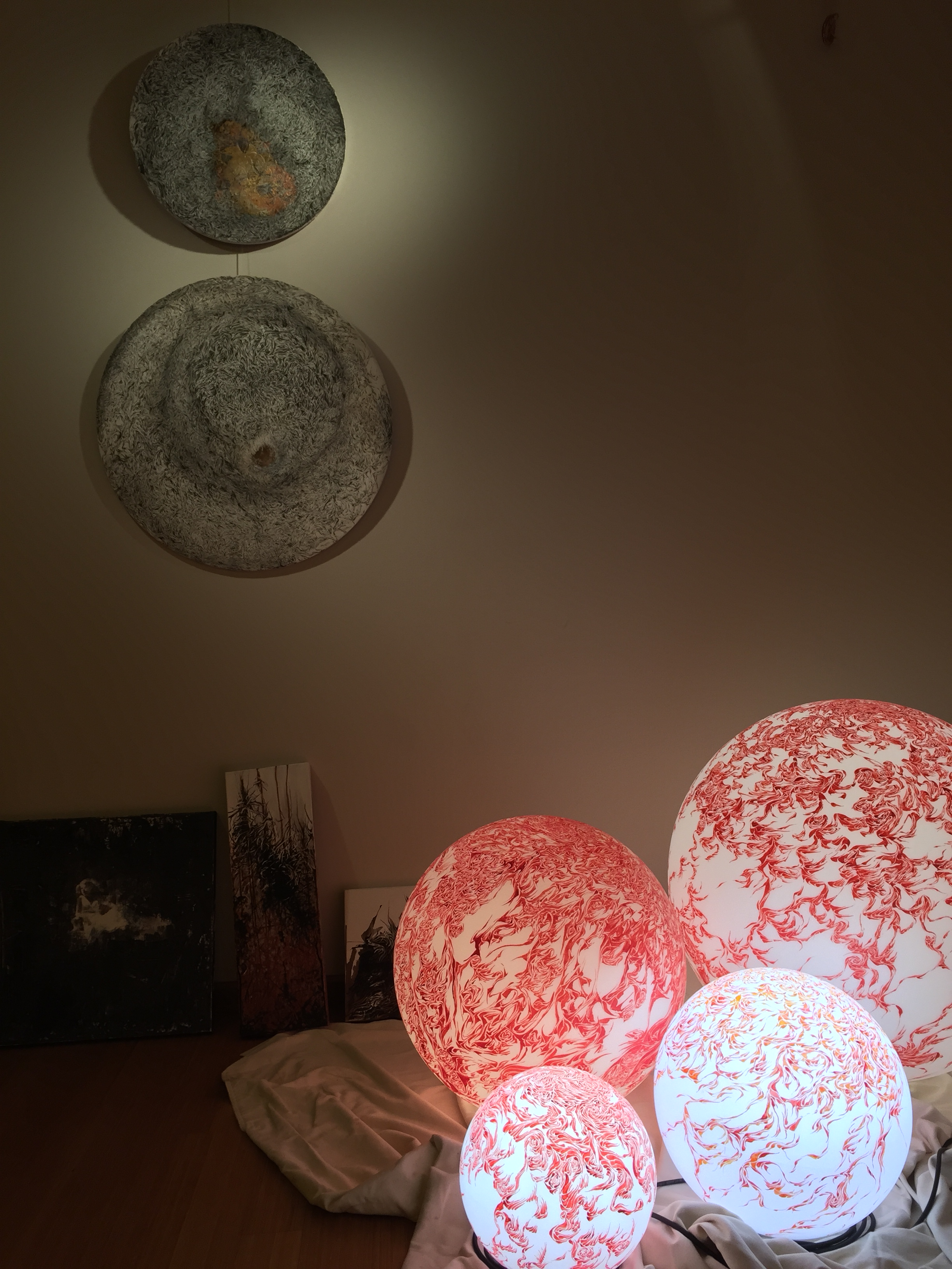 nathalie bergiers artworks 2014 @ hugo neumann brussels 12