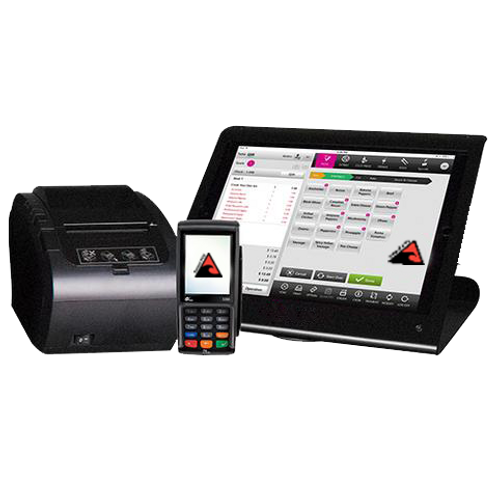 Sunami POS Bundle - 3pc Includes iPad