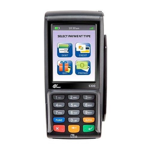 Card Reader, EMV - Pax S300