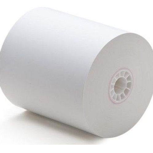 "Receipt Printer Paper (3 1/8"") 12 Pack"
