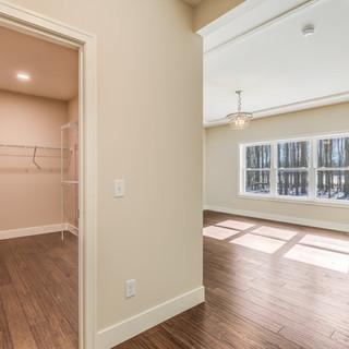 Stockton Master Bedroom and Closet