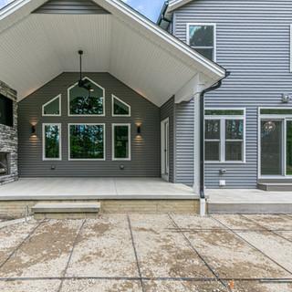 Ellery Outdoor Living Space