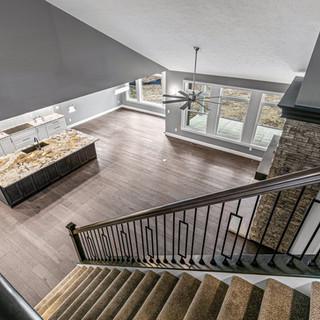 Lexington II Stairs View 2