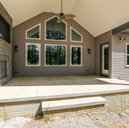 Stockton Outdoor Living Space