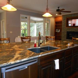 Cedar Key II Kitchen