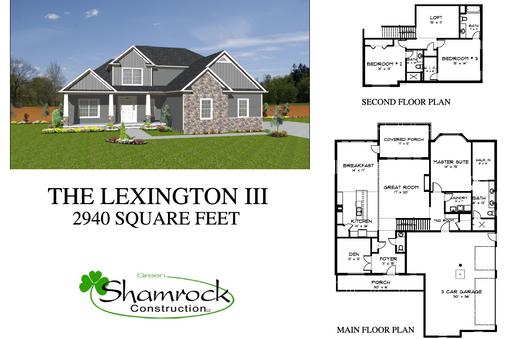 Lexington III Marketing Page
