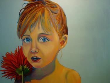 Portrait of Mia