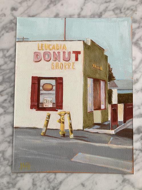 Leucadia Donuts PRINT