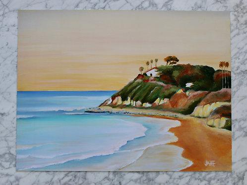 Swami's Beach