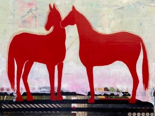 The Lady Horses