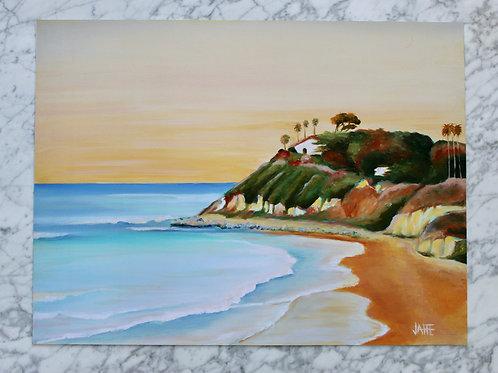 Swami's Beach PRINT