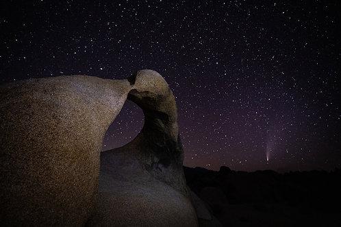 Comet Neowise | Digital Image