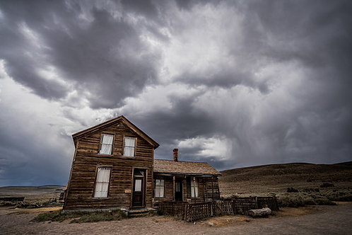 The House Bodie   Digital Image