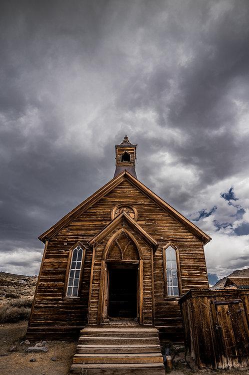 The Church | Digital Image